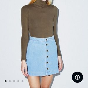 American Apparel A-line Mini